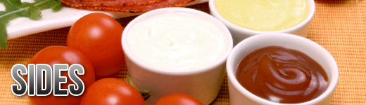 SIDES  OF SAUCES image