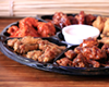 60 PC ASSORTED WINGS PLATTER thumbnail