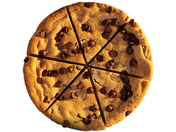 CHOCOLATE CHIP COOKIE PIZZA thumbnail