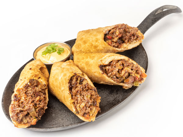 2PC PHILLY CHEESESTEAK EGG ROLLS thumbnail