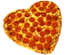 XL HEART PIZZA thumbnail