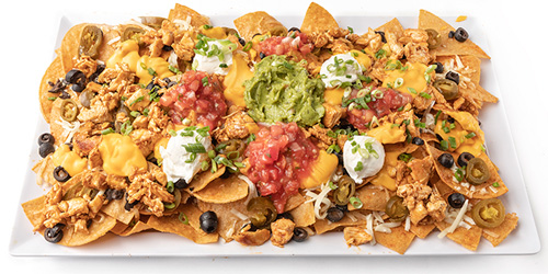 LOADED NACHO PLATTER thumbnail