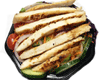 HALF GRILLED CHICKEN BREAST SALAD thumbnail