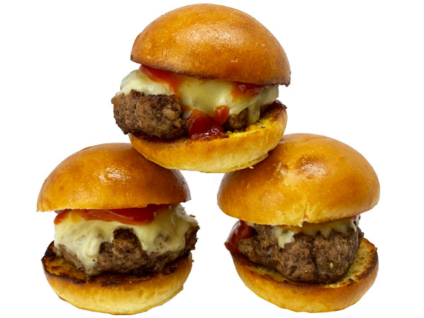 3PC BURGER SLIDERS thumbnail